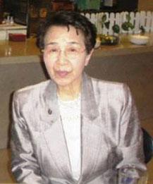 初代会長廣瀬綾子