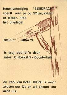 Dolle Mina's - 1983