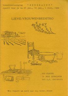 Lieve-vrouwenbedstro - 1988