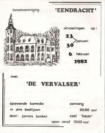 De vervalser - 1982