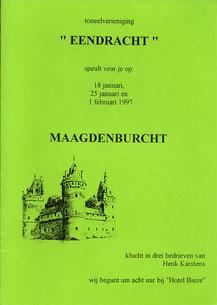 Maagdenburcht - 1997