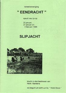 Slipjacht - 1996