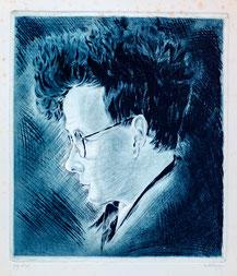 Nr. 2710  Portrait von ERNST EBERHARD