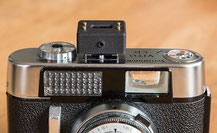 With Voigtlander Vito: The Cameractive V102 light meter in a practical test.  Photo: bonnescape.de