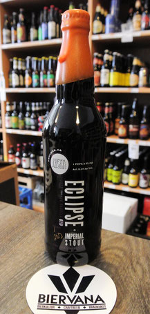 Eclipse Fifty Fifty - Holzfassgereifte Imperial Stout Biere