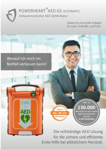 POWERHEART AED G5 -Verwaltung-