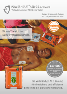 POWERHEART AED G5 -SPORT-
