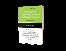 Alexander Sprick: Praxisratgeber Unternehmergesellschaft UG (haftungsbeschränkt) 2018/2019