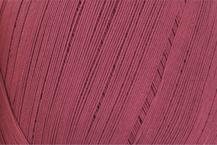 Coton Oeko-Tex rose foncé pour bijoux au crochet