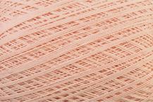 Coton Oeko-Tex rose pâle pour bijoux au crochet
