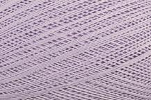 Coton Oeko-Tex violet clair pour bijoux au crochet