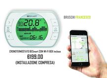 termostato be smart - bruschi francesco ROMA