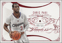 CHRIS PAUL / Ruby - No. 8  (#d 9/15)