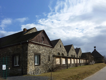 Salinengebäude/Salinenhof