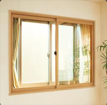 内窓の設置
