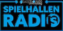"Grafik: ""Logo SPIELHALLEN RADIO"" | Copyright by perfect sense media consulting - Piet [Peter] Braun, Hamburg"