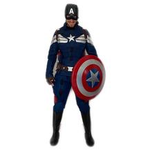 mascotte Capitan America