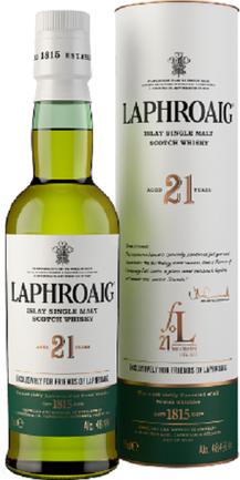 Laphroaig 21 Jahre