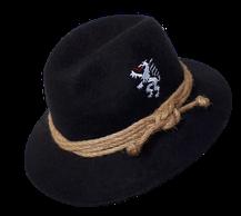 Hüte mit Stick