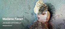 """Assistant chorégraphe sur l'Opéra """"Madame Favart"""" / Opéra Comique"""