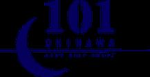101 沖縄/101 沖縄ロゴマーク