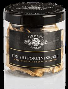 "Hongos Porcini deshidratados  ""Boletus Edulis"" al granel (100 gr: 8.50€)"