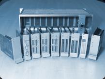 Projektbezogener Aufbau von 19 Zoll Gehäusen, für ein modulares System – Konzept