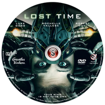Lost time Cover DVD