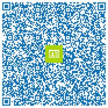 Praxisadresse für Ihr Smartphone zum Abfotografieren und Speichern
