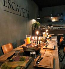 Lekkere lunch in combinatie met een escaperoom