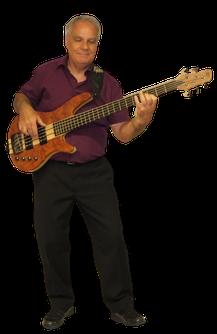 Gilles, basse et chant depuis 2006