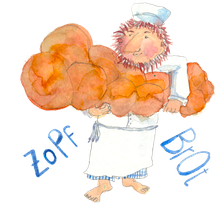 regionales Bio Brot und Zopf