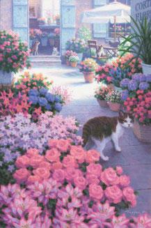 ロメロのいる花屋