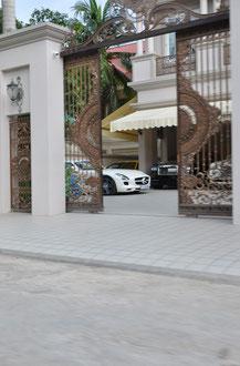 Schwarzer oder weißer Rolls-Royce?