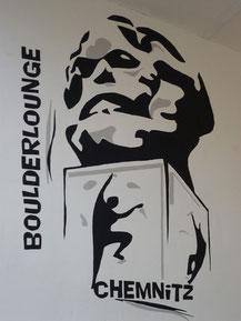 Logo Boulderlounge Chemnitz