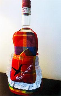 La bouteille à Laurence !