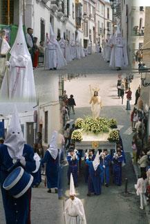 Semana Santa Baena. Domingo de Resurrección 2009
