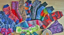 crazy Socken