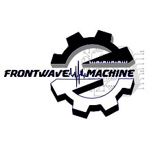 Frontwave Machine Logo