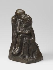 Käthe Kollwitz, Liebesgruppe, 1913-15, Bronze, Seeler 13, Käthe Kollwitz Museum Köln