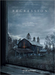 Régression de Alejandro Amenabar - 2015 / Thriller - Horreur