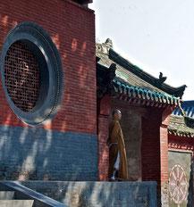 Templo de Shaolin. Foto (CC): kevinmcgill/ Wikimedia commons