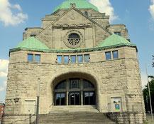 Die Alte Synagoge in Essen