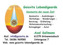 Gaiavita Lebendigeerde - Geomantie der neuen Zeit
