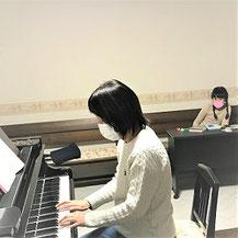 つちやピアノ教室 大人のレッスン