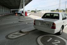 愛知県運転免許試験場発着点