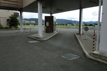 山口県総合交通センター発着点