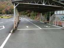 岐阜県自動車運転免許試験場発着点