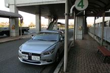 埼玉県警察運転免許センター発着点