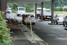 愛媛県運転免許センター発着点